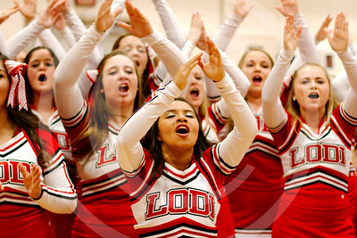 Basketball: Lodi Flames vs Tokay Tigers