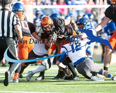 2017 EHS Football Varsity v Longmont