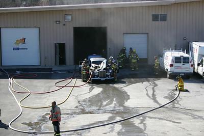 LaGrange Fireman's Way Fire - April 5, 2009