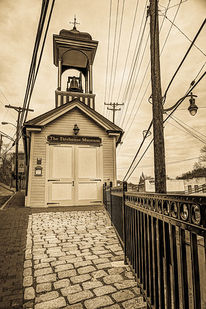 The Firehouse Museum, Antique Tone
