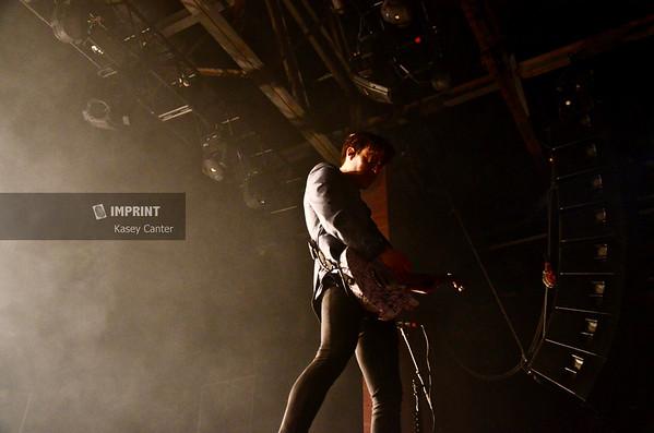 Silverstein at The Fillmore - Philadelphia, PA | 03.08.2020