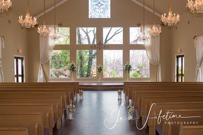 Heathers Glen Chapel wedding photos