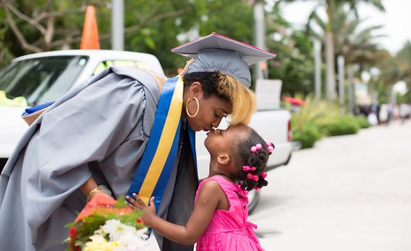 Taglia Graduation  FSU