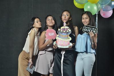 170204 | Amara's 17th Birthday Party