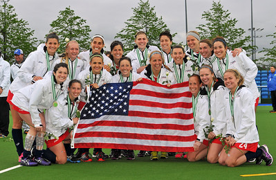 CC1 Final - USA v Ireland