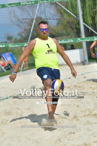 presso Zocco Beach PERUGIA , 25 agosto 2018 - Foto di Michele Benda per VolleyFoto [Riferimento file: 2018-08-25/ND5_8665]