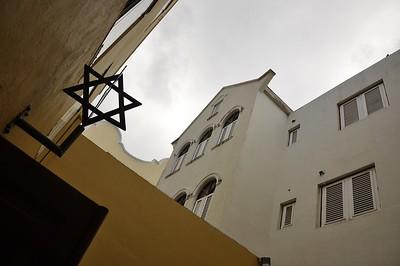 Punda and the Synagogue