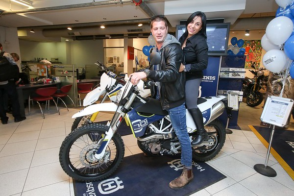 160204 | Husqvarna 2016 Model's & Husky Shop Launching Event