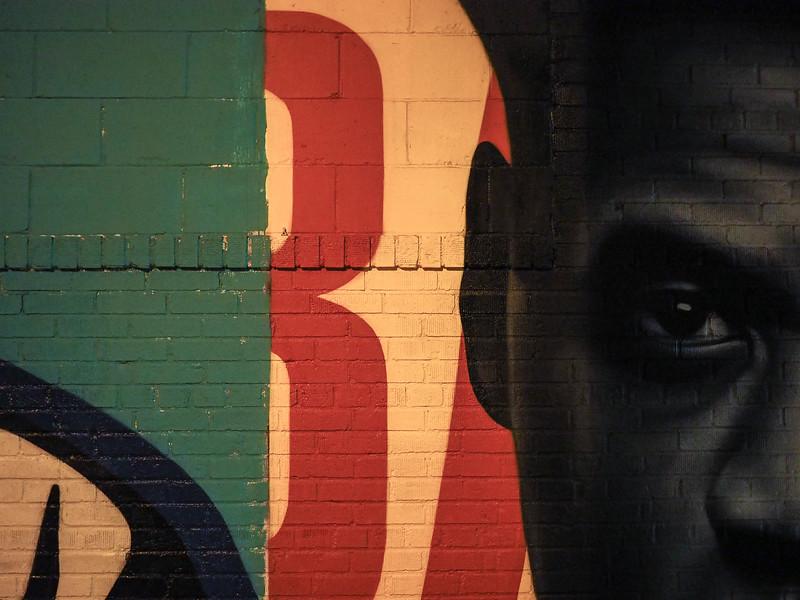 Jay-Z Basquiat Mural