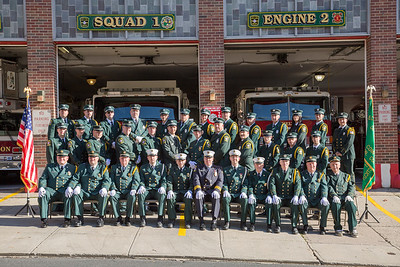 2017 Echo Hose Portraits, Company Photos, and Apparatus Fleet