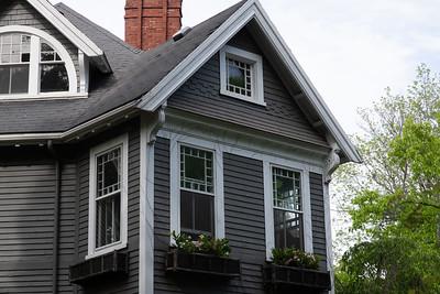20 Chestnut Street - Guy Lowell's Home