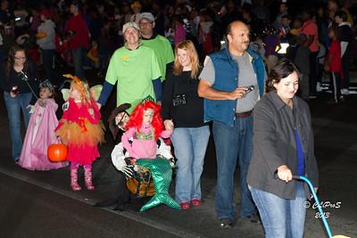 2013 Penbrook Lions Club Halloween Parade