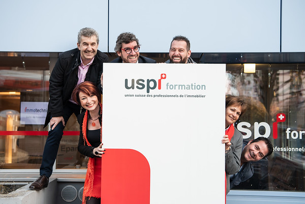 Portraits USPI Formation