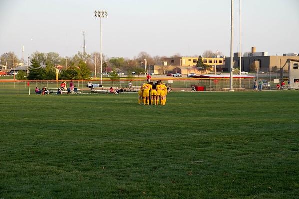 CHS Girls Soccer 2012