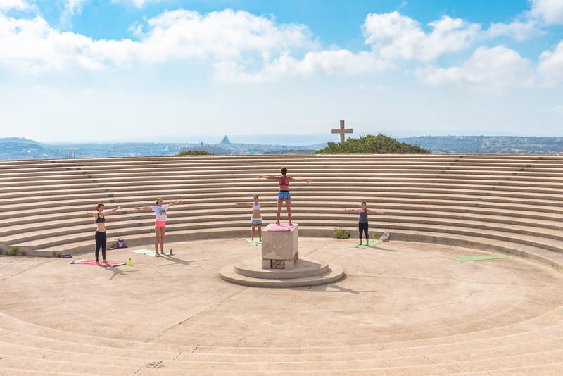 20160810 - pkp - Yoga Retreat Crosses at  Ta' Pinu.jpg