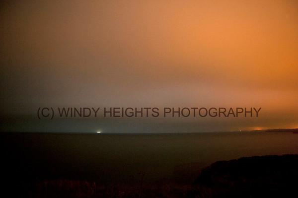 Lightning Storm Galley Head & Owenahincha