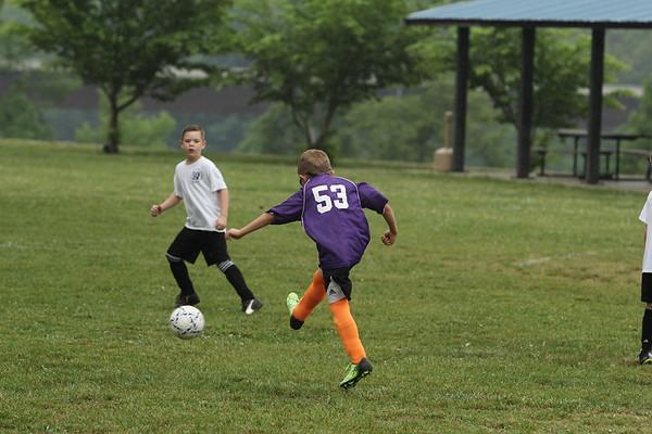 2014 May AYSO Soccer Games