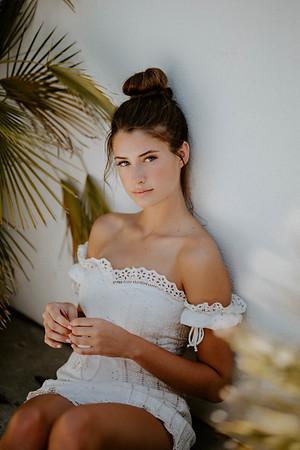 Grace Lovaas - LA Models summer camp 2018