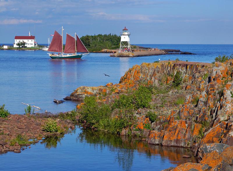 August Grand Marais Harbor.jpg