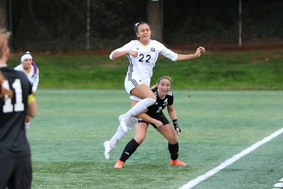 2019 Women's Soccer Final Four - Peninsula vs Tacoma