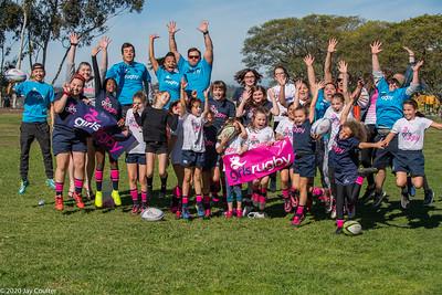 San Diego Girls Rugby 1-18-2020