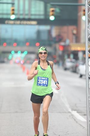 SHE Power Indianapolis Finish Line