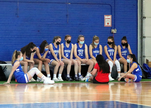 AAU Basketball  Game 1