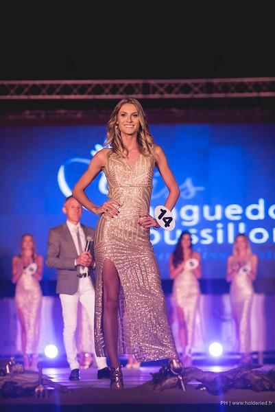 Demi-finale Miss Languedoc-Roussillon 2017