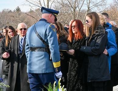 Lt Richard Sementelli Funeral - 01.24.2020