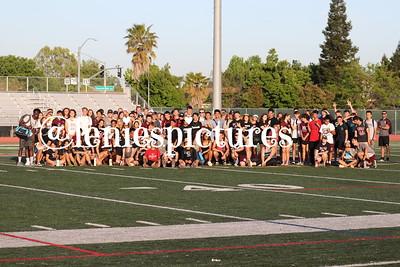 Woodcreek Track & Field 4-24-18 Silverado Middle School  Track