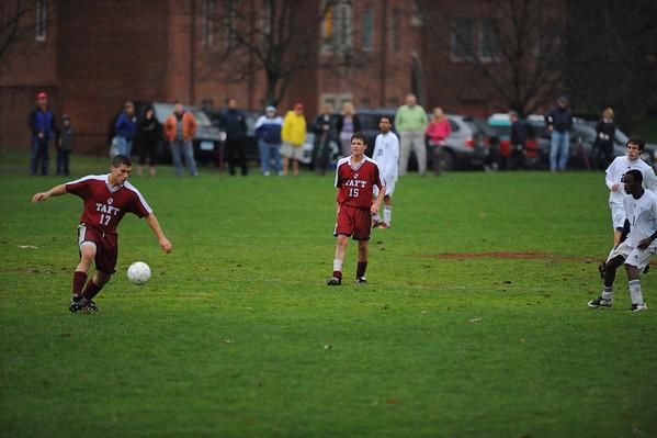 Taft Boys Varsity Soccer 11-8-08