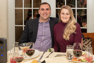 Katelyn & William  Engagement  Dinner Nov 17, 2018