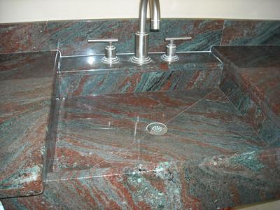 Stone Vanity Sinks