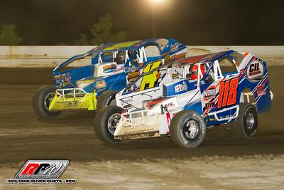 Bridgeport Speedway - 5/4/19 - John Cliver