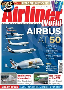 Airliner World January 2021
