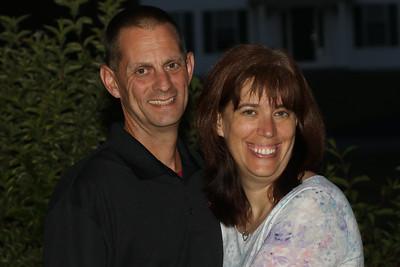 Dave and Lisa 20 years