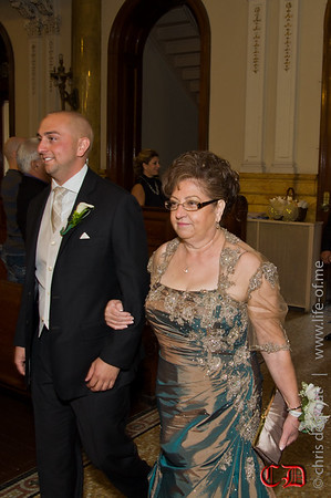 Wedding of Joe and Graziella