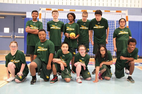 SV Handball Team Vs. Clarksburg HS 10-23-2018