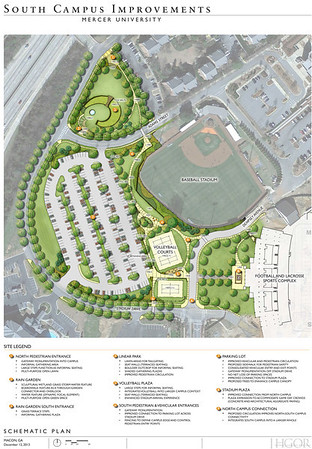 2014 South Campus Renovations