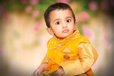 Happy 1st Birthday Devansh