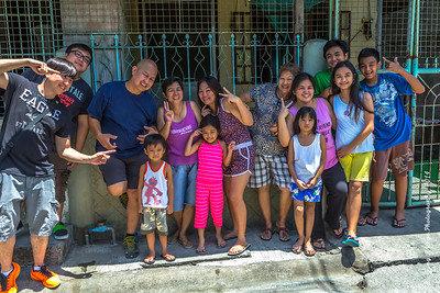2014 Binan Relatives Philippines