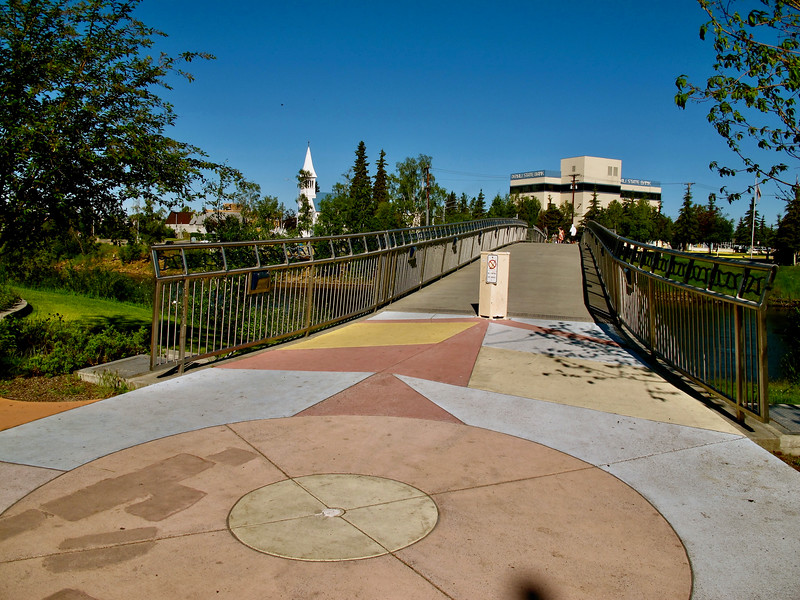 Centennial Footbridge