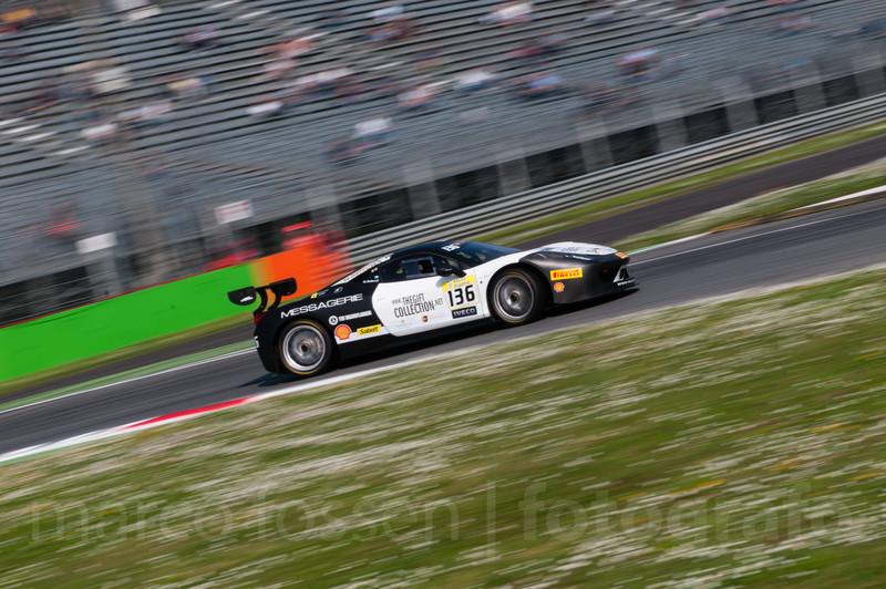 Ferrari Challenge Coppa Shell