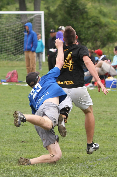 USA Ultimate College Nationals - 2013