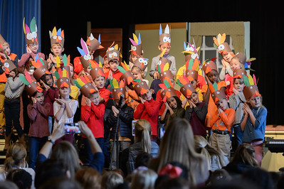 Thanksgiving Assembly 2018