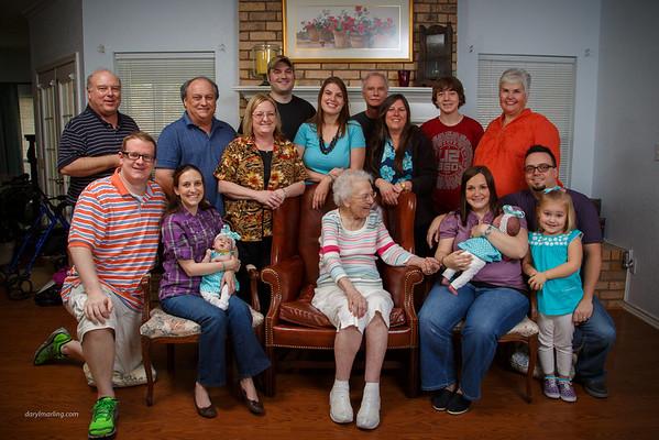 20130330 Marling Family Easter (For Linda)