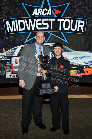February 6, 2016 - ARCA Midwest Tour Champions' Awards Ceremony - The Marquis Ballroom