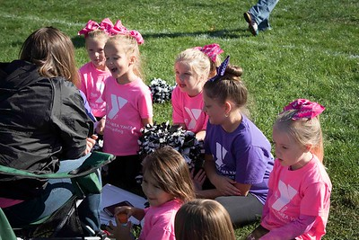 Youth Cheerleading 10-09-2016