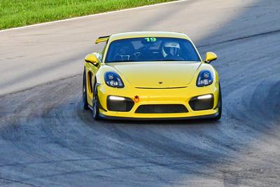 2020 MVPTT Sept Mid Ohio Yellow Cayman GT4