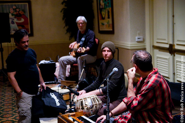 Krishna Das: Embassy Suites in San Rafael June 25th 2009